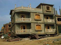 L' Analyse des risques sismiques auraient permit d'éviter cet effondrement