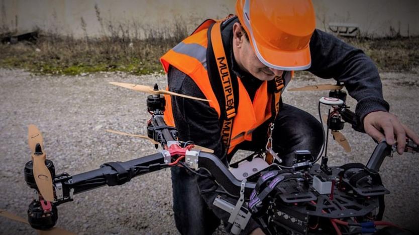 formation drone logistique martinique