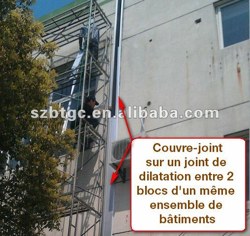 Comment Faire Un Joint De Dilatation