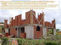 ouverture mur porteur en zone sismique