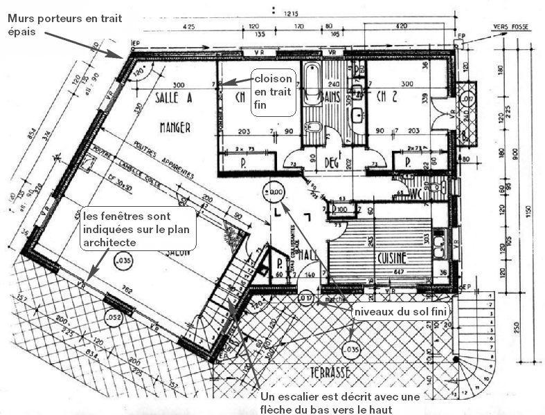 Plan D Architecte De Maison Gratuit Infos Et Ressources 9