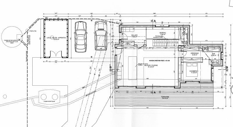 Plans De Maison 2 4 Savoir Les Lire Anco Bureau De