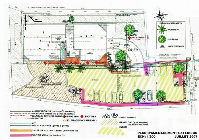 Plans De Maison 2 4 Savoir Les Lire Anco Bureau De Controle