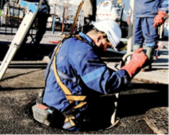 sécurité sur chantier