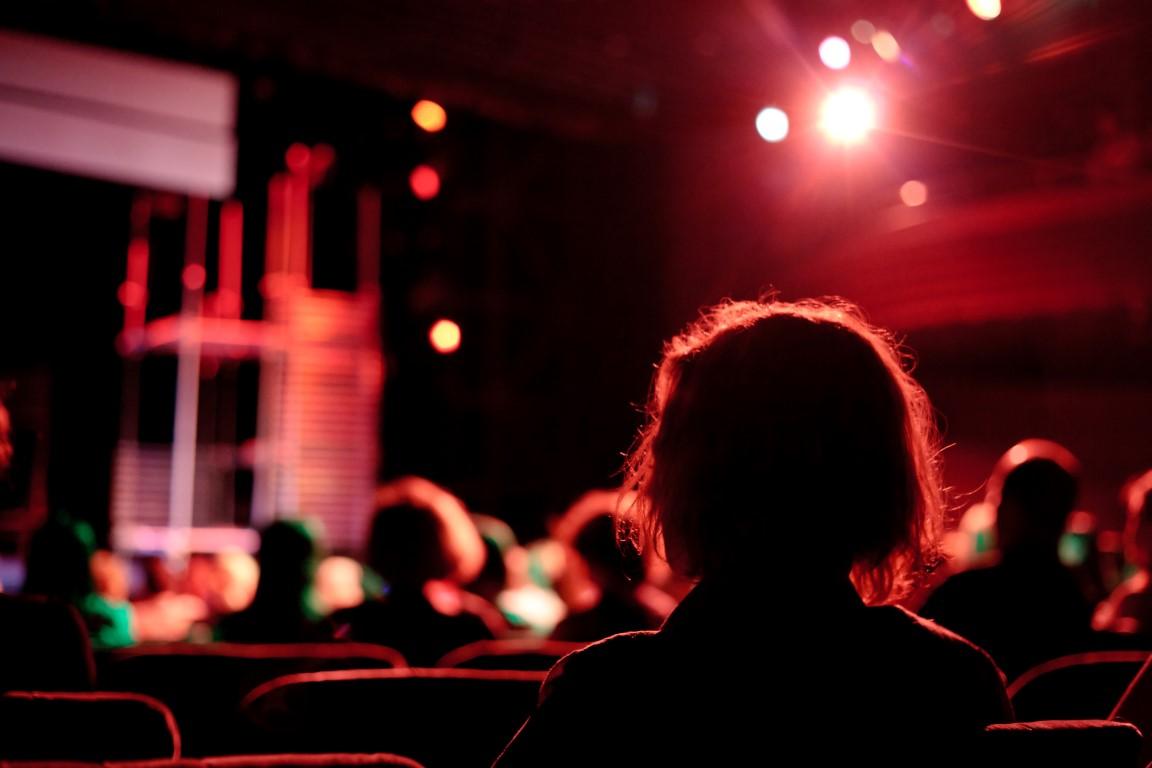 Les salles de spectacle et cinéma font partie des ERP type L.