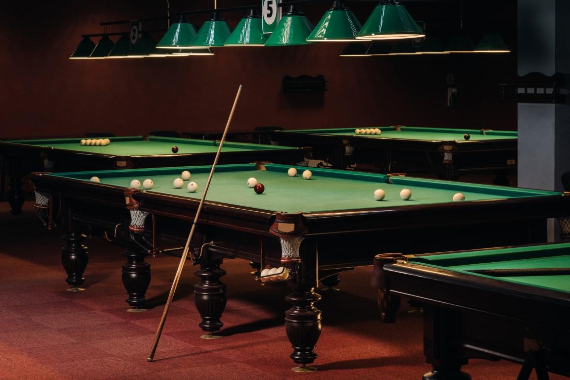 Les ERP type P incluent les salles de jeux et de danse.